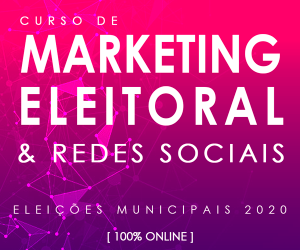 Curso de Marketing Eleitoral para as Eleições de 2020